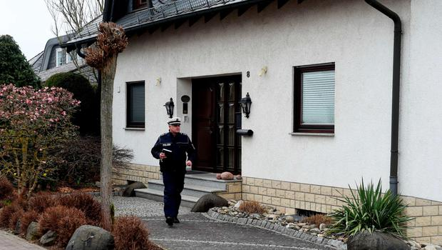 The home of Germanwings co-pilot Andreas Lubitz