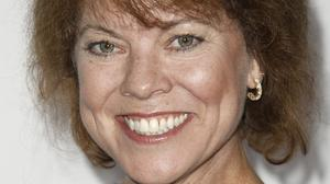 Erin Moran pictured at the Fox Reality Channel Really Awards in 2008 (AP)