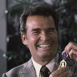 James Garner, pictured in 1983, has died aged 86 (AP)