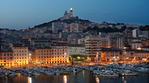 The pair were arrested in the city of Marseille.
