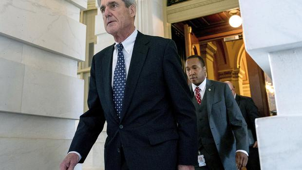 Robert Mueller, the special counsel probing Russian interference in the 2016 election (AP Photo/Andrew Harnik, File)