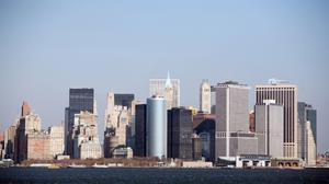Officials said counter-terrorism investigators are reviewing information that mentioned New York as a potential target