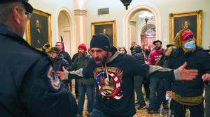 Trump supporters could face sedition charges (Manuel Balce Ceneta/AP)