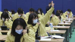 The coronavirus has spread to more countries (AP/Ahn Young-joon)