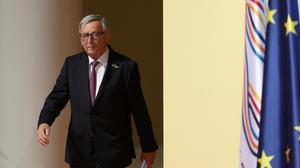 "The ""LuxLeaks"" scandal proved a major embarrassment for EU Commission President Jean-Claude Juncker, who was Luxembourg's prime minister when the deals were made"