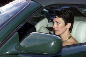 Ghislaine Maxwell, pictured in 2000, has been held without bail since July (Chris Ison/PA)