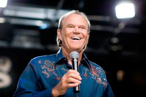 Sad news: Country star Glen Campbell passed away at the age of 81