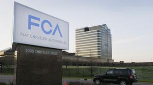 Fiat Chrysler is facing a record fine for violating safety laws in a series of recalls (AP)