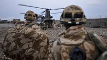 "The military is ready to provide assistance ""as and when required"" in Northern Ireland"