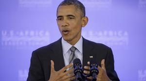 President Barack Obama said the temporary ceasefire in place in the Gaza Strip must hold without being violated (AP)