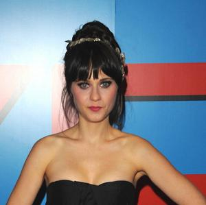 Zooey Deschanel was misidentified as one of the Boston Marathon bombers in a TV news caption
