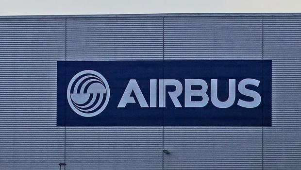 The Airbus wing assembly factory in North Wales (Peter Byrne/PA)