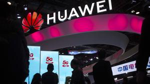 Chinese tech giant Huawei says its 2019 sales rose 19.1% over a year earlier (Mark Schiefelbein/AP)
