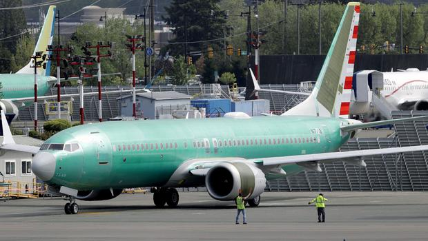 The company's 737 Max has been grounded since March (Ted S Warren/AP)
