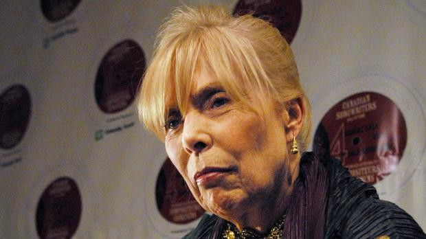 Joni Mitchell was found unconscious in her home and taken to hospital by ambulance