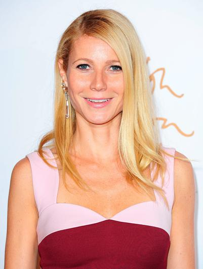 Struggle: Gwyneth Paltrow