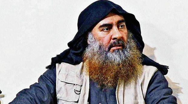 A wife of dead Islamic State leader Abu Bakr al-Baghdadi has been captured (Department of Defense/AP)
