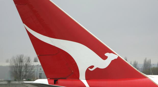 Qantas has completed the longest direct flight from New York to Sydney (Tim Ockenden/PA)