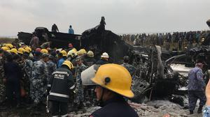 Around 10 people remained unaccounted for (AP)
