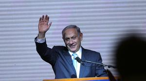 Israel's Arab leaders have rejected Mr Netanyahu's apology over comments made during the heat of an election battle (AP)