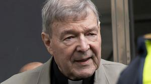 George Pell was sentenced a year ago (AP/Andy Brownbill, File)