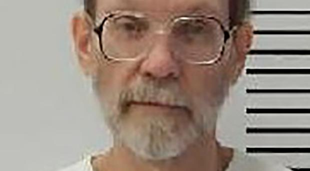 Charles Rhines at the South Dakota State Penitentiary in Sioux Falls (South Dakota Department of Corrections/AP)