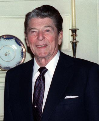 Ronald Reagan survived the attack (PA)