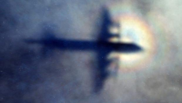 A Royal New Zealand Air Force P3 Orion during the search for missing Malaysia Airlines Flight MH370 (Rob Griffith/AP)