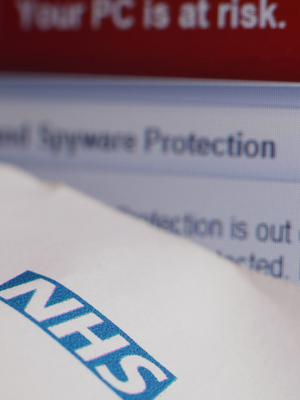 The WannaCry virus affected NHS systems (Yui Mok/PA)