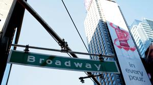 Broadway will host a stage version of George Orwell's novel 1984