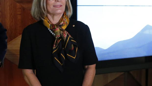 Malcolm Turnbull's wife Lucy