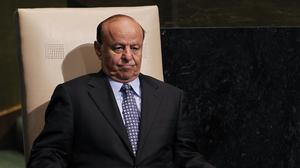 Abed Rabbo Mansour Hadi resigned as Yemen's president, raising fears the country will fracture into mini-states