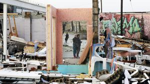 Tornadoes ripped across the state (AP)