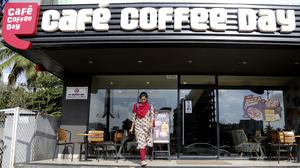 A Cafe Coffee Day outlet in Bangalore (AP)