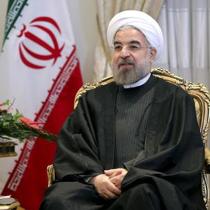Iran lead by president Hassan Rouhani, agreed last month with the IAEA to allow expanded UN monitoring at the country's nuclear sites (AP)