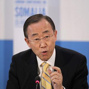 UN Secretary-General Ban Ki-moon blamed 'uncontrolled Seleka elements' for the 'total breakdown in law and order in the Central African Republic'