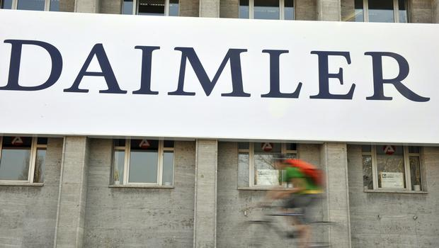 Daimler said it plans to cut thousands of jobs worldwide by the end of 2022 (Gero Breloer/AP)