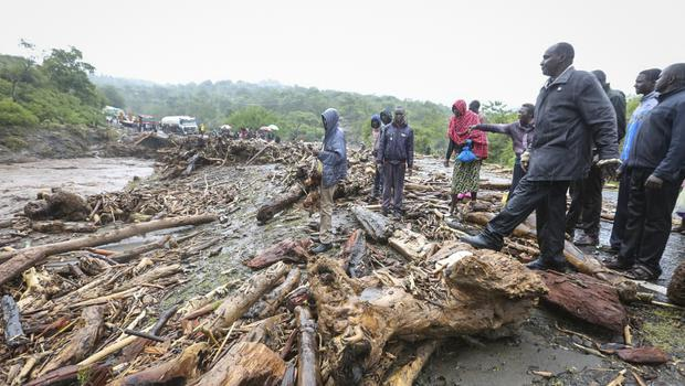 Rains in parts of Somalia, South Sudan and Kenya are expected for four to six more weeks (STR)