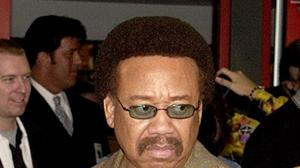 Maurice White, pictured in 2003 - the founder of Earth, Wind & Fire has died aged 74 (AP)