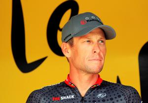 Disgraced: Armstrong