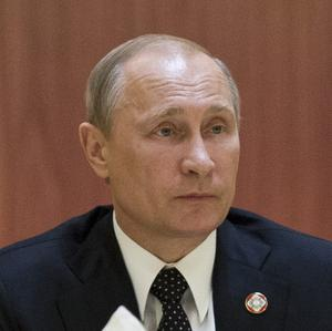 Vladimir Putin's moves reflect an apparent desire to ease tensions with the West over Ukraine and avoid further sanctions (AP)
