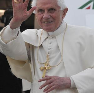 Retired pope Benedict XVI has denied speculation that he was pressured to resign