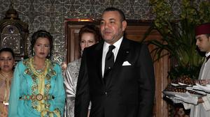 Two French journalists have been accused of trying to extort money from Moroccan King Mohammed VI