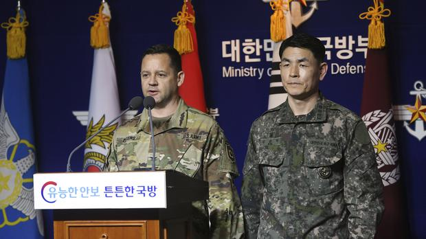 The joint exercises have been postponed (AP)