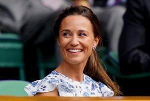 Police investigated the alleged hacking of Pippa Matthews' iCloud account (Adam Davy/PA)