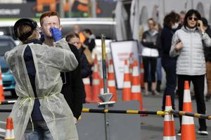 The country reported earlier this month it had eradicated the virus domestically (Mark Baker/AP)