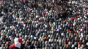 Protests in Cairo led to the rise of Islamist president Mohammed Morsi who has since been ousted
