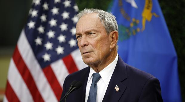 Michael Bloomberg may run for the White House after all (John Locher/PA)
