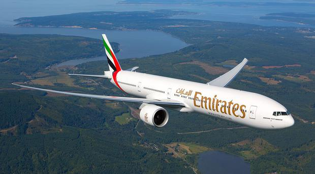 Tim Clark is to step down as president of airline Emirates next year (Emirates/PA)