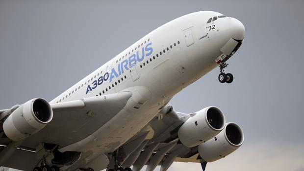 Airbus reported a loss in 2019 (Francois Mori/AP)